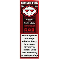 Liquid COSMIC FOG Sonrise 10 ml - 12 mg