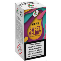 Liquid Dekang High VG Sweet Melody 10ml - 1,5mg (Broskev s citrónem)