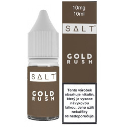 Liquid Juice Sauz SALT CZ Gold Rush 10 ml - 10 mg