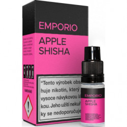 Liquid EMPORIO Apple Shisha 10 ml - 03 mg