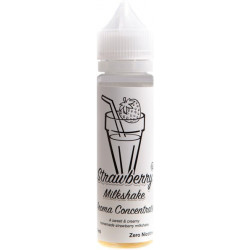 Příchuť Milkshakes Shake and Vape 20 ml Strawberry Milkshake V2