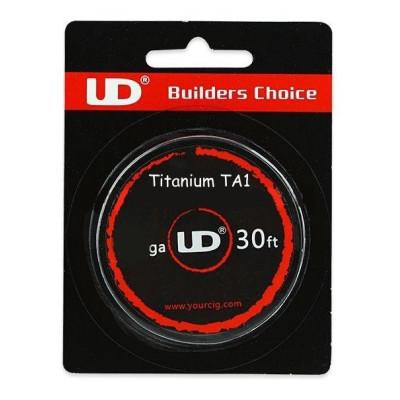 UD Ti odporový drát 28GA (0,3 mm) - 10m