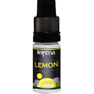 Příchuť IMPERIA Black Label 10 ml Lemon (Citrón)