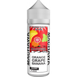 Příchuť MACHAWA Shake and Vape 15 ml Orange, Grape and Banana
