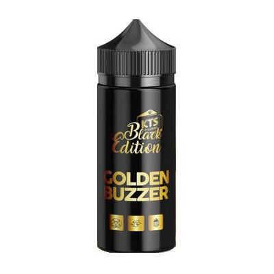 Příchuť KTS Black Edition Shake and Vape 20 ml Golden Buzzer