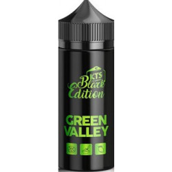 Příchuť KTS Black Edition Shake and Vape 20 ml Green Valley
