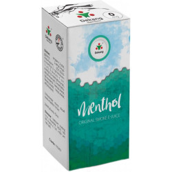 Liquid Dekang Menthol 10 ml - 00 mg (Mentol)