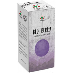 Liquid Dekang Blueberry 10 ml - 00 mg (Borůvka)