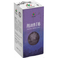 Liquid Dekang Plum TAB 10 ml - 00 mg (Sušená švestka)