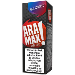 Liquid ARAMAX USA Tobacco 10 ml - 03 mg