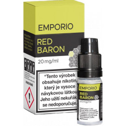 Liquid Emporio SALT Red Baron 10 ml - 20 mg
