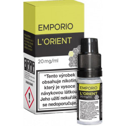 Liquid Emporio SALT L´orient 10 ml - 20 mg