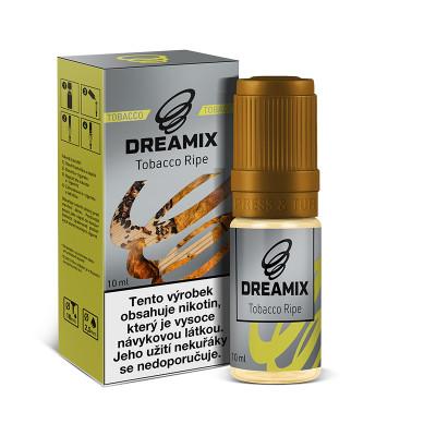 Dreamix Tobacco Ripe 10 ml - 06 mg (Čistý tabák)