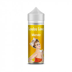 Loulou Line - Meredy - Shake and Vape 15 ml