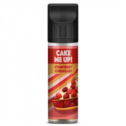 Cake Me Up - Strawberry Cheesecake - Shake and Vape 20 ml