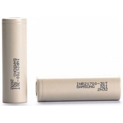 Samsung baterie typ 21700 30T 3000 mAh 35A