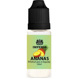 Příchuť IMPERIA 10 ml Pineapple (Ananas)