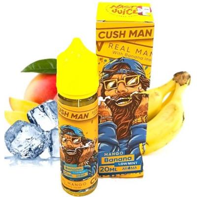 Příchuť Nasty Juice - CushMan S&V 20 ml Banana Mango