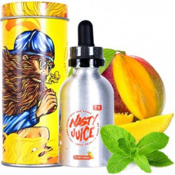 Příchuť Nasty Juice - Yummy S&V 20 ml Cush man