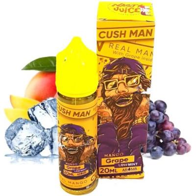 Příchuť Nasty Juice - CushMan S&V 20 ml Grape Mango