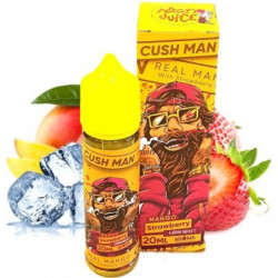 Příchuť Nasty Juice - CushMan S&V 20 ml Strawberry Mango