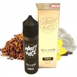 Příchuť Nasty Juice - Tobacco S&V 20 ml Tobacco Silver