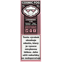 Liquid COSMIC FOG Chewberry 10ml - 00 0mg