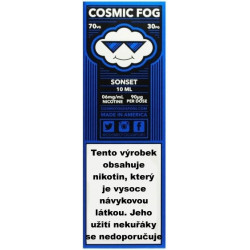 Liquid COSMIC FOG Sonset 10 ml - 12 mg