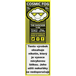 Liquid COSMIC FOG The Shocker 10 ml - 00 mg