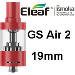 Eleaf GS AIR 2 19 mm clearomizer Red 2,5 ml