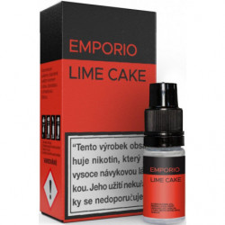 Liquid EMPORIO Lime Cake 10 ml - 06 mg