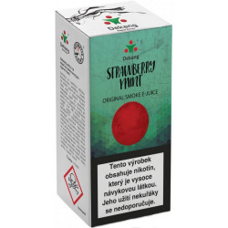 Liquid Dekang Strawberry mint 10 ml - 16 mg (Jahoda s mátou)