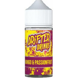 Příchuť Drifter Drinks Shake and Vape 14,4 ml Mango and Passionfruit