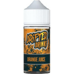 Příchuť Drifter Drinks Shake and Vape 14,4 ml Orange Juice