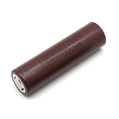 LG HG2 baterie typ 18650 3000 mAh 35A