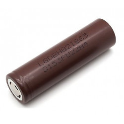 LG HG2 baterie typ 18650 3000mAh 20A