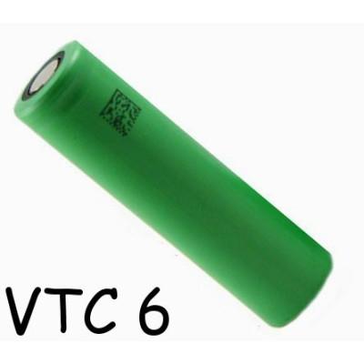 Sony VTC6 baterie typ 18650 3000 mAh 30A
