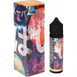 Příchuť DIFFER Super Suppai Shake and Vape 18 ml Tangerine