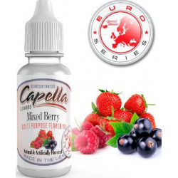 Příchuť Capella Euro Series 13 ml Mixed Berry