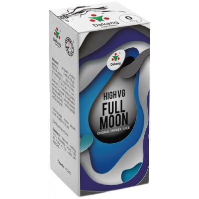 Liquid Dekang High VG Full Moon 10 ml - 00 mg
