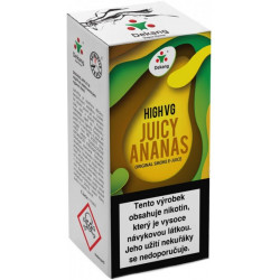 Liquid Dekang High VG Juicy Ananas 10 ml - 06 mg
