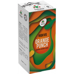 Liquid Dekang High VG Orange Punch 10 ml - 00 mg