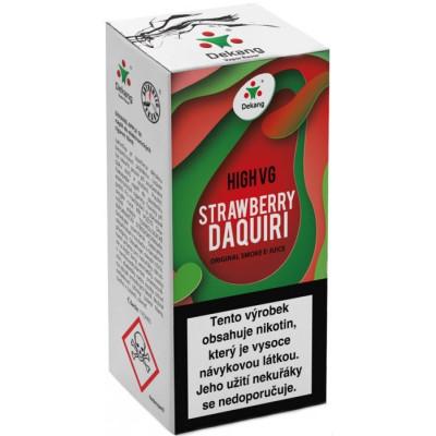 Liquid Dekang High VG Strawberry Daquiri 10 ml - 6 mg
