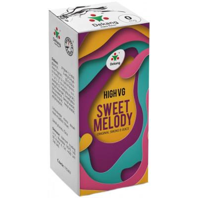 Liquid Dekang High VG Sweet Melody 10 ml - 00 mg