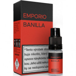 Liquid EMPORIO Banilla 10 ml - 06 mg