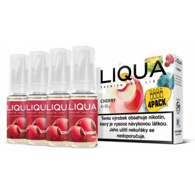 Liquid LIQUA CZ Elements 4Pack Cherry 4x10 ml 06 mg