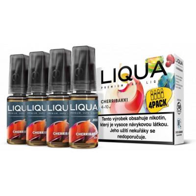 Liquid LIQUA CZ MIX 4Pack Cherribakki 10 ml 06 mg