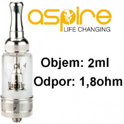 aSpire Nautilus Mini BVC clearomizer 2 ml Clear