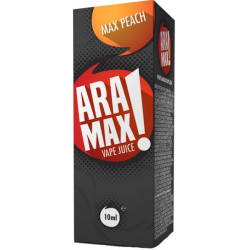 Liquid ARAMAX Peach 10 ml - 00 mg