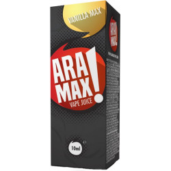 Liquid ARAMAX Vanilla 10 ml - 00 mg